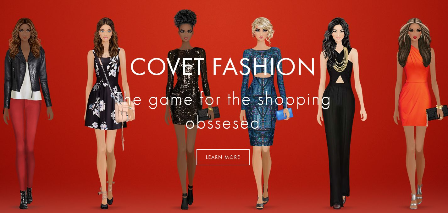 The Growth And Popularity Of The Covet Fashion App