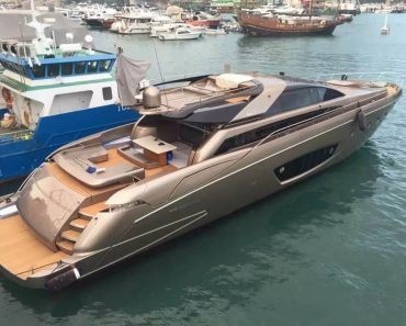 A Closer Look at Domino By Riva Yachts