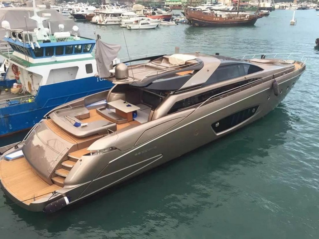 New Home Design A Closer Look At Domino By Riva Yachts