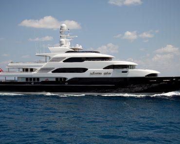 A Closer Look at the Martha Ann by Lurssen Yachts