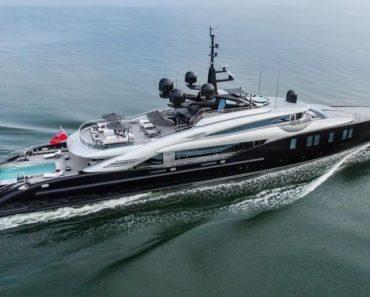A Closer Look at Okto Yacht by ISA