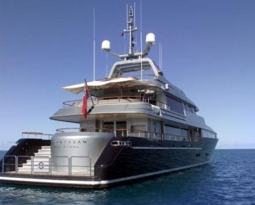 A Closer look at Silver Dream by Warren Yachts