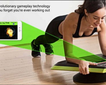 Stealth: Get Ripped Abs by Playing Games on Your Smartphone