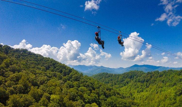 zipline-the-blue-ridge-mountains