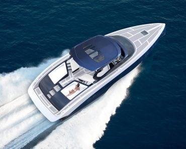 Palmer Johnson Launches Sleek and Sporty PJ63 Yacht Line