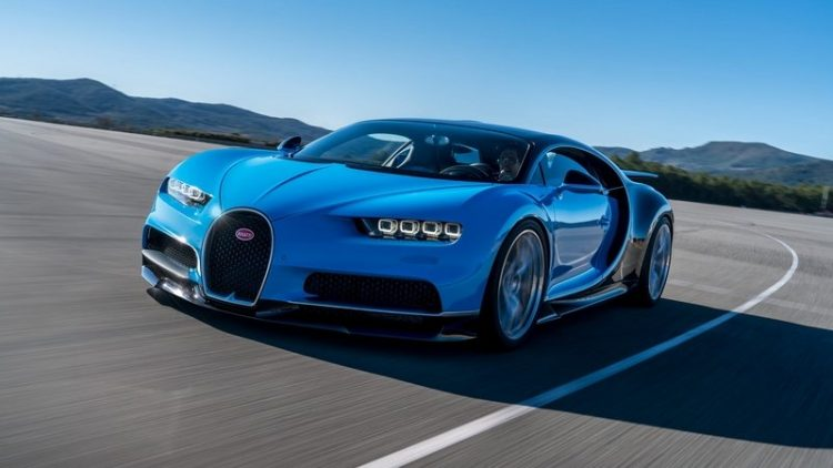 Bugatti Has Managed To Improve On The New Chiron For 2018 If You Thought That Previous Models Were Fast And Furious Wait Til Edition Hits
