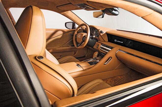 2018 Lexus Lc 500 Review And Description