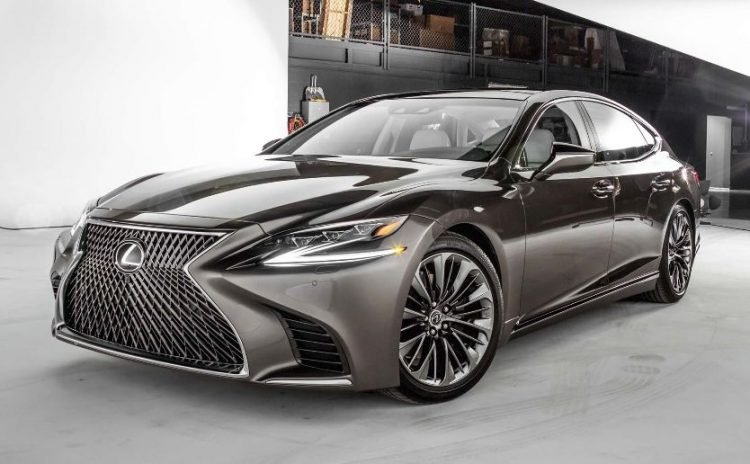 Lexus Has Always Stood Out Among Other Automakers In Design Performance And Luxury When It Comes To Their Sedans Unveiled The 2018 Ls