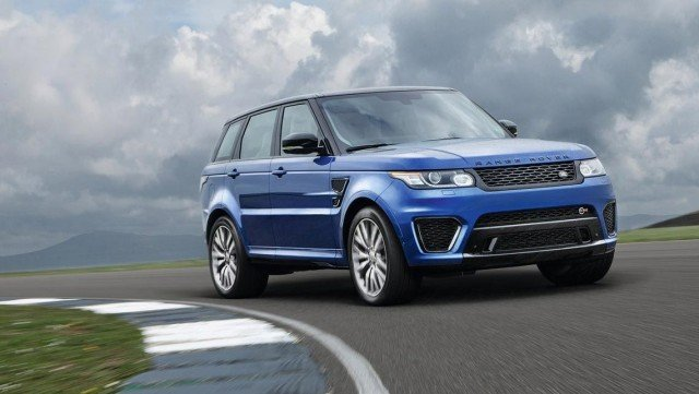 Range Rover Best Luxury Cars: The Top 10 Luxury SUVS To Look For In 2018