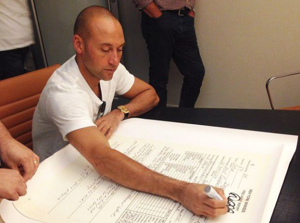 The Top 10 Inspirational Quotes By Derek Jeter