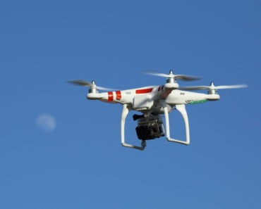 Drone Technology: The Ups and Downs of a New Application