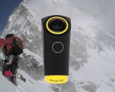 MySight360: Wearable VR Camera for Smooth Panoramic Video
