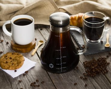 The Arctic: Cold Brew Coffee System for Perfect Coffee