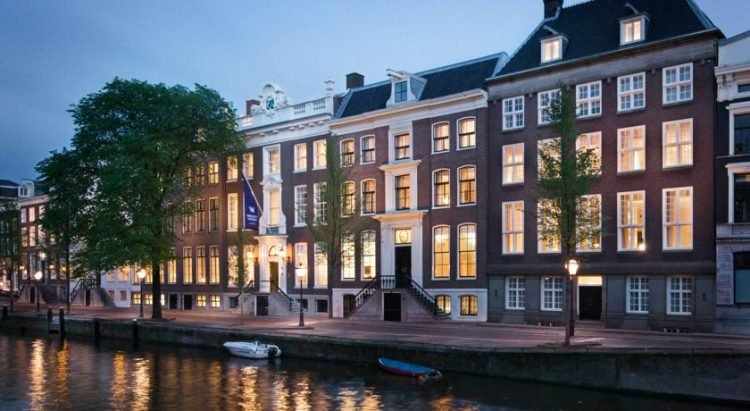 Waldorf Astoria Amsterdam Is A Five Star Hotel Located In The Center Of With Six Monumental 17th Century C Palaces