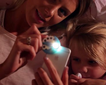 Moonlite: A Bedtime Story Projector for Your Mobile Phone