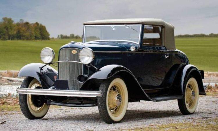 Ford V Model X