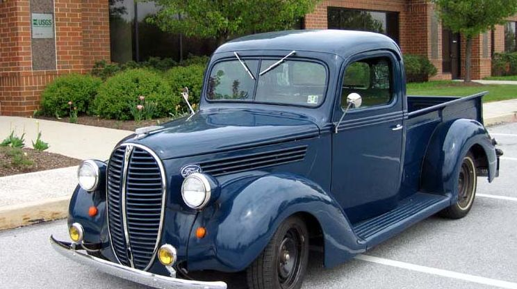 the top 10 ford pickup trucks of all time. Black Bedroom Furniture Sets. Home Design Ideas