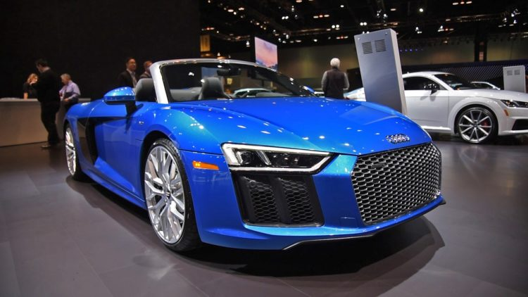 Introduced For The 2017 Model New Audi R8 Comes With A Staggering Price Tag Of 162 900 It Was To Compete Likes Lexus
