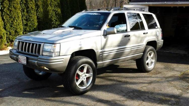 1998 Jeep Grand Cherokee 5.9L Limited