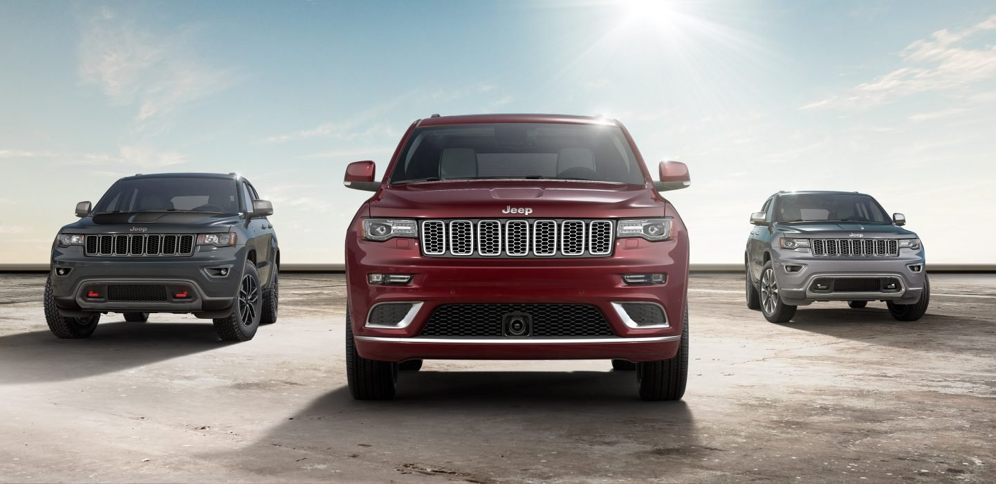 The Top Five Jeep Grand Cherokee Models of All-Time