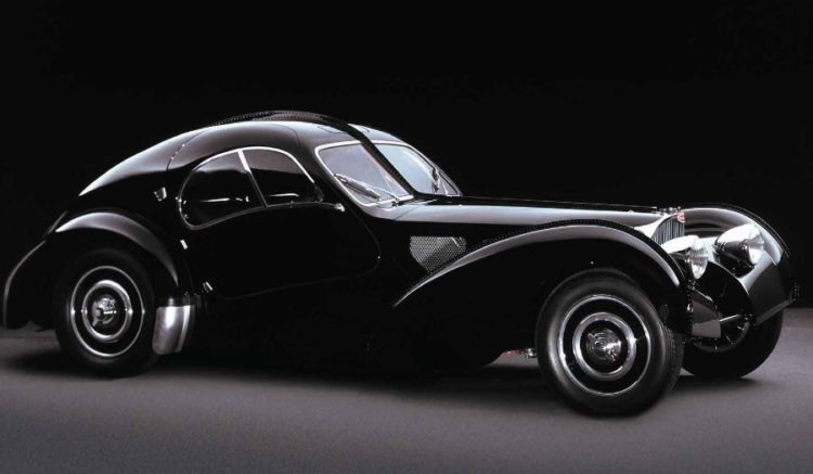 The Top 10 Bugatti Models Of All Time