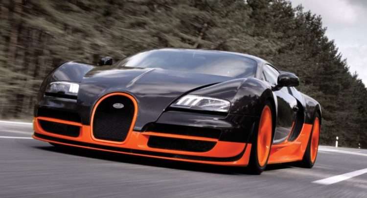 The Most Expensive Car In The World >> The Top 10 Bugatti Models of All-Time