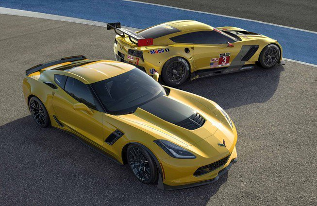 Corvetteu0027s Celebration Of Its 65th Anniversary Is An Exciting Event In 2018  Car Releases. The Fiber Package Is Lightweight And Assures This Car Runs At  Full ...