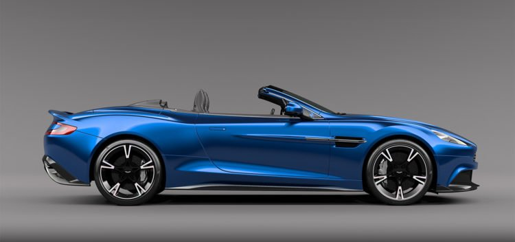 With A Sleek Design And Aston Martinu0027s Name Attached, You Can Expect Luxury,  Elegance And Power With The Vanquish S. The New And Improved Features  Include ...