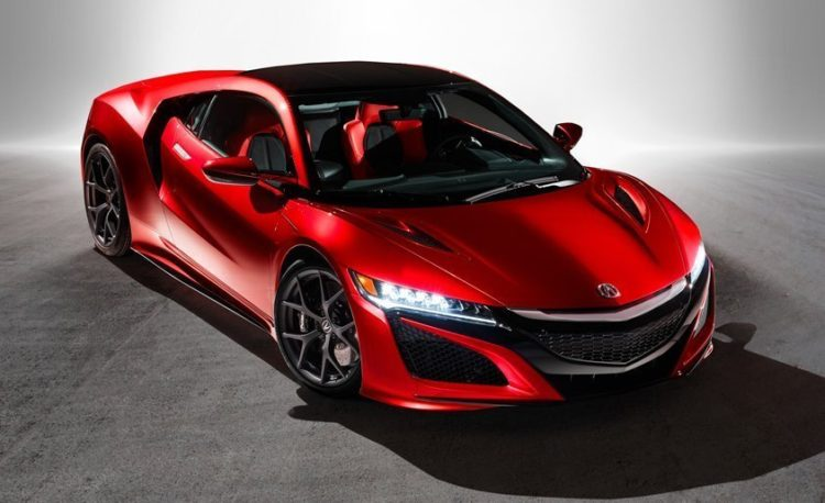 The Honda Acura NSX To Be Released In 2018 Is One Of Most Exciting Releases Sports Cars Come Has Pulled Out All Stops On This Latest
