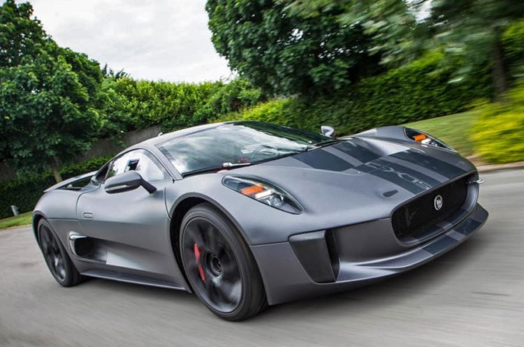 Jaguar Has Always Delivered Luxurious Cars The C X75 Sports Car Is No Exception Considered A Concept This Model Hybrid