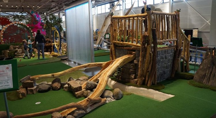 Six of the Most Unique Mini Golf Courses in America Miniature Golf Course Loop Design on miniature putting green, softball course design, 3d archery course design, dog rally course design, croquet course design, equestrian course design, cross country running course design, shooting course design, putting course design, obstacle course design, miniature golfing, sporting clay course design, rafting course design, show jumping course design, putt-putt course design, zip line tower design, laser tag course design, paintball course design, miniature home, culinary arts kitchen design,