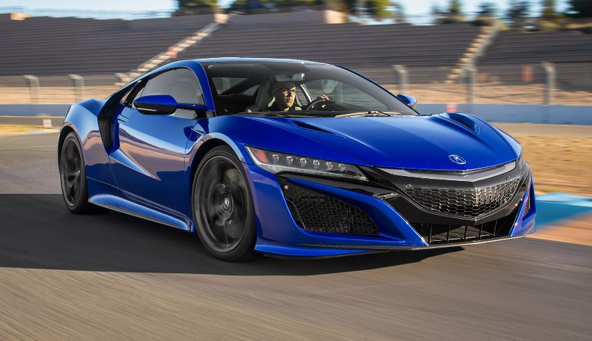 Acura Exotic Car >> The Top 10 Sports Cars To Look For In 2018
