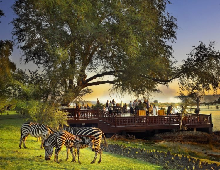 The Royal Livingstone Hotel - Safari Destination