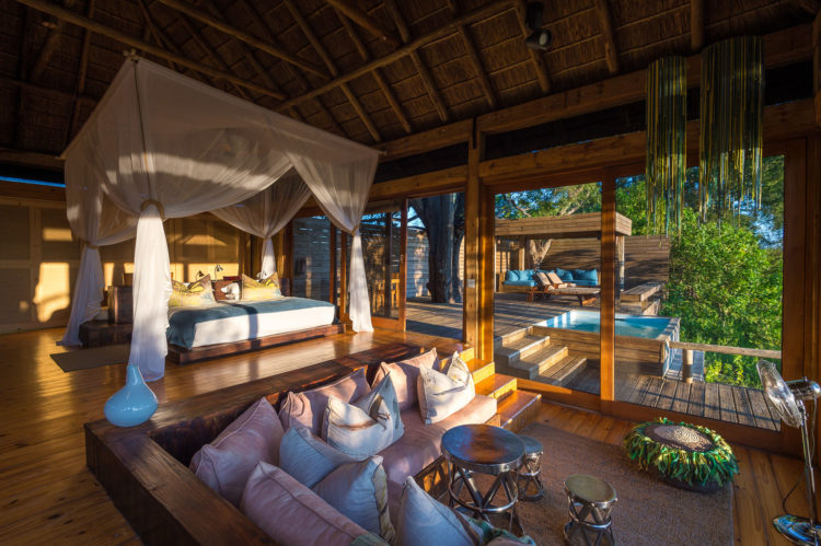Vumbura Plains Camp Suite - Safari Destination