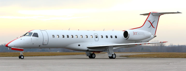 JetSuiteX:  The Experience of Private for the Price of Commercial