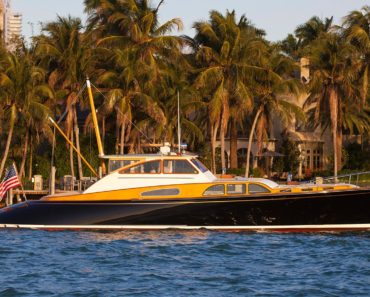 "A Closer Look at Billy Joel's Yacht ""Vendetta"""