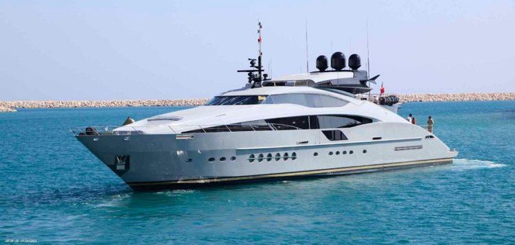 Calvin Klein's Superyacht Palmer Johnson