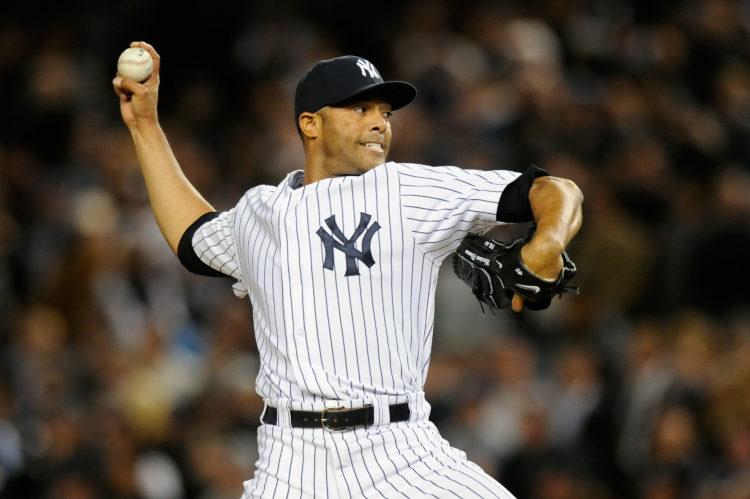 New York Yankee Mariano Rivera