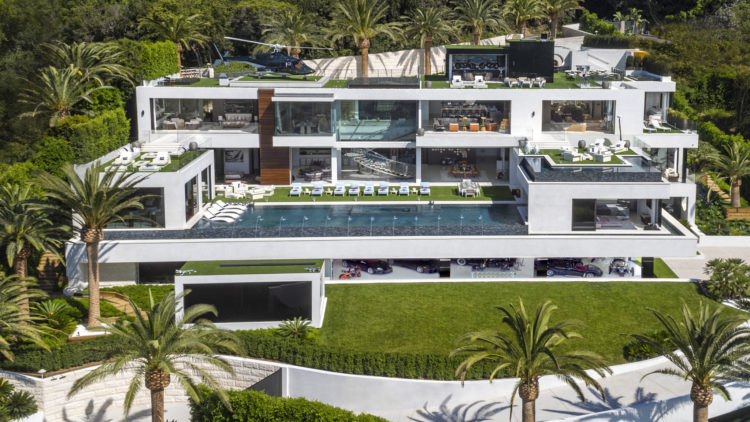 The 20 Most Expensive Homes In The United States