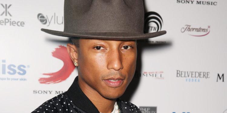 Rapper Pharrell Williams