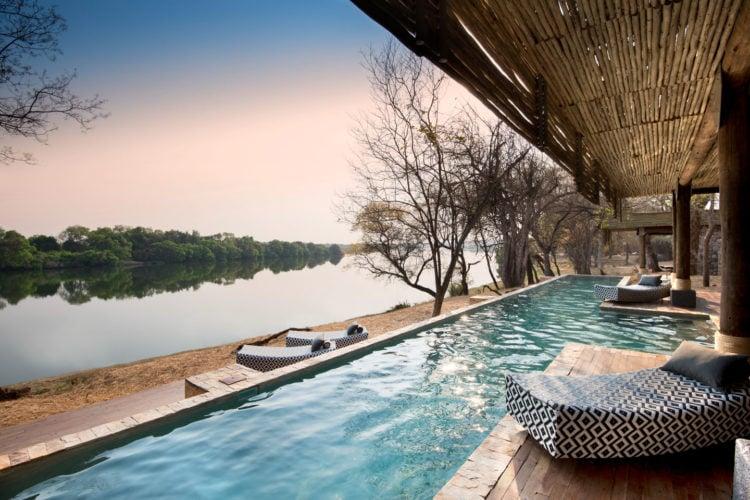 Matetsi River Lodge Victoria Falls new lodges in Africa