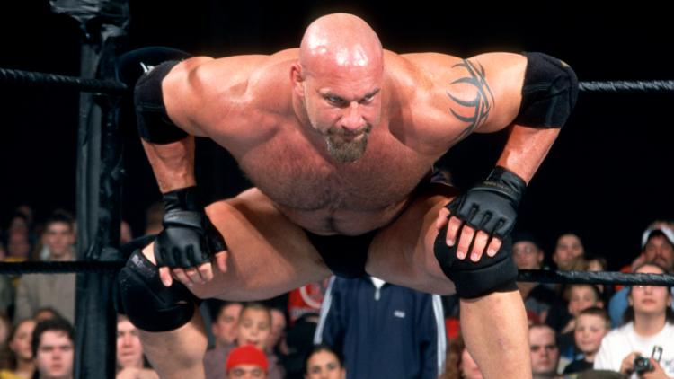 Goldberg .Los 20 luchadores profesionales más ricos del mundo 2021