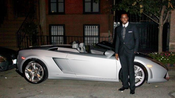 "Brand Names Of Cars >> The Impressive Car Collection of Sean ""Diddy"" Combs"