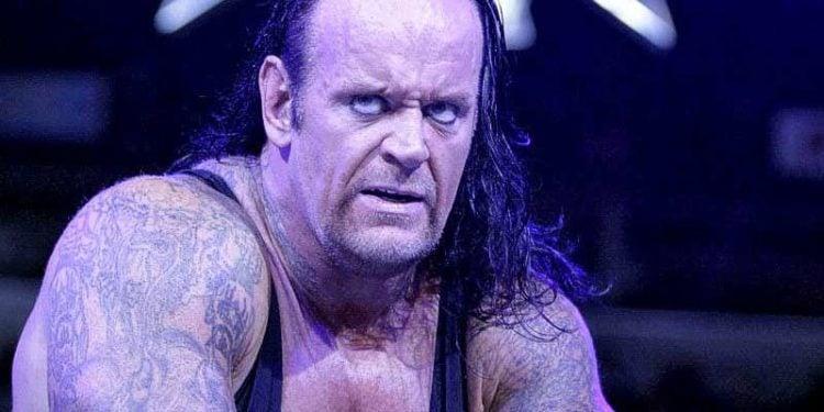 the undertaker .Los 20 luchadores profesionales más ricos del mundo 2021