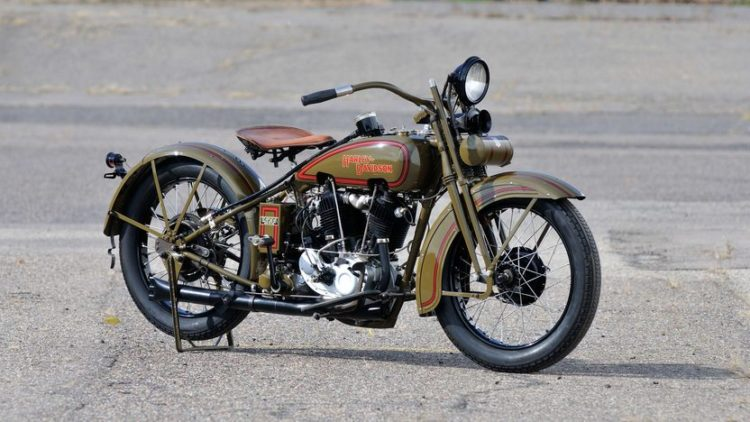 The 10 Most Expensive Harley Davidson Motorcycles