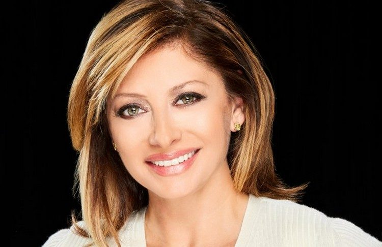 News Anchor Maria Bartiromo