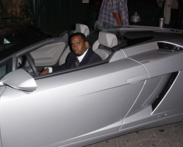 """The Impressive Car Collection of Sean """"Diddy"""" Combs"""