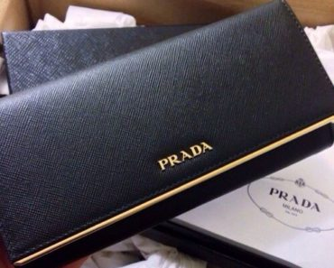The Most Expensive Prada Wallets You Can Buy Right Now