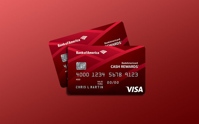 bank of america cash rewards bonus 10