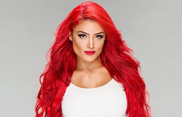 Retired WWE Wrestler Eva Marie